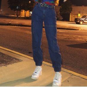 BDG Pants & Jumpsuits - Urban outfitters BDG denim cargo pants